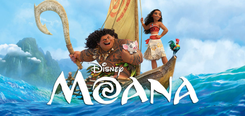 Moana, you're so amazing!